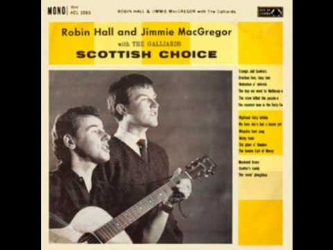 Robin Hall And Jimmie Macgregor - Nicky Tams