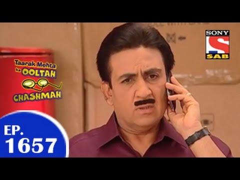 Taarak Mehta Ka Ooltah Chashmah - तारक मेहता - Episode 1657 - 23rd April 2015 video