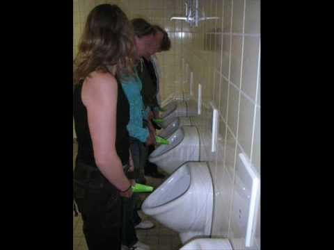 Urinal Women VideoLike