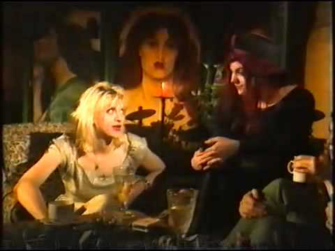 Early 90's Courtney Love interview