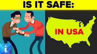 Is It Safe: To Live In The USA?