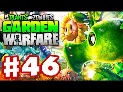Plants vs. Zombies: Garden Warfare - Gameplay Walkthrough Part 46 - Gardens & Graveyards (Xbox One)