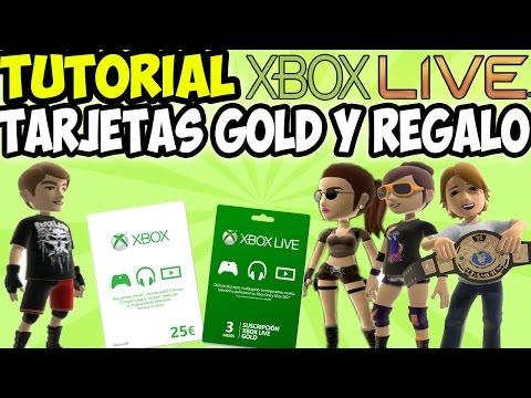 Tutorial XBOX LIVE   Como usar las Tarjetas Prepago y Regalo XBOX   Informacion y Facturacion