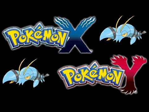 How to Catch Clauncher (Easiest Way!) + Where to find the Good Rod! - Pokemon X