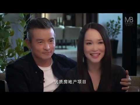 Sungei Pulai Wellness Resort interview with Christoher lee and Fann Wong