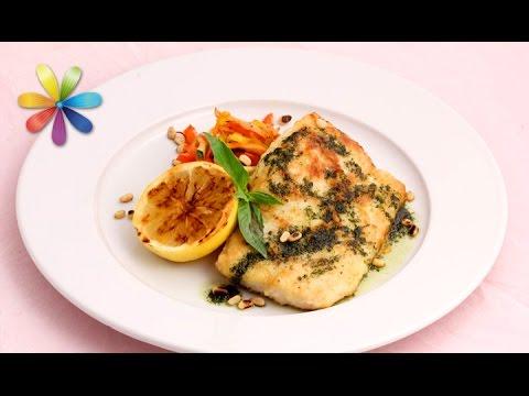 Рецепт ресторанного блюда из обычного судака! – Все буде добре. Выпуск 704 от 12.11.15