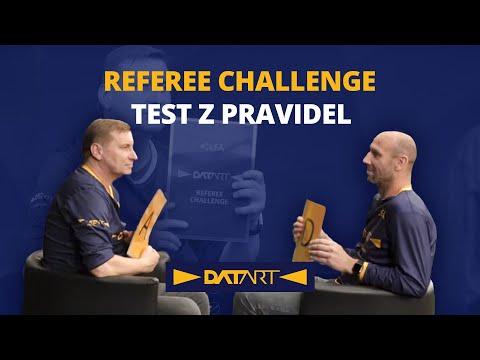 Datart Referee Challenge: Vidím tam licenci