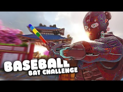 BO3 BASEBALL BAT TREADMILL CHALLENGE!! (Black Ops 3 Funny Challenges)