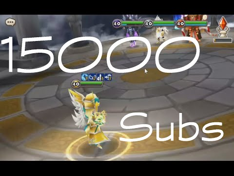 YDCB Summoners War - 15000 Subscribers