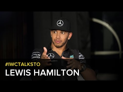 #IWCTalksTo: Lewis Hamilton