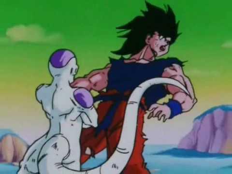 Dragon Ball z Goku Normal Dragon Ball z Goku vs Freeza