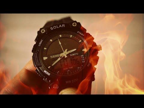 Часы на солнечных батареях купить в алиэкспресс