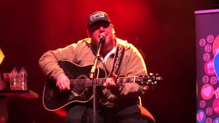 Luke Combs 34 Beautiful Crazy 34 Cma Songwriters Series London