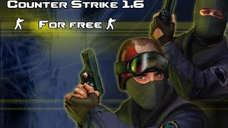 How To Download Counter Strike 1.6 Latest Version 2018 For Free