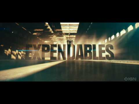 The Expendables Movie Trailer - Trailer #2