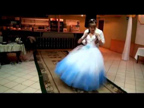 Современный свадебный танец!!