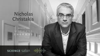 Nicholas A. Christakis — Blueprint: The Evolutionary Origins of a Good Society (SCIENCE SALON # 60)