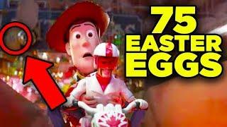 Toy Story 4 Full Movie Breakdown! All Easter Eggs Found!