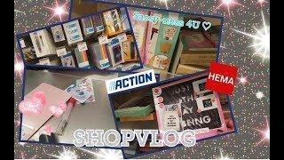 Action shopvlog en Hema prijzen kopen