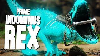 PRIME INDOMINUS REX GON EAT YOU UP! - Ark Survival Evolved Modded Ep #62