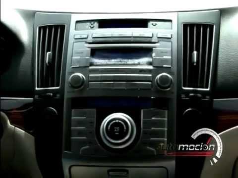 HYUNDAI VERACRUZ 2007 TEST DRIVE AUTOMOCION TV