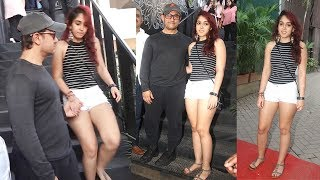 Aamir Khan's Daughter Ira Khan's This Video Will Make You believe that she is A B0LLYWOOD Ready