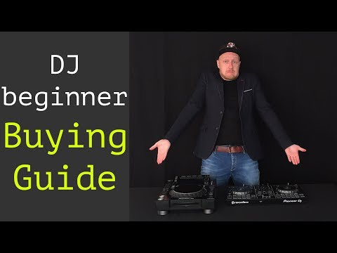 DJ equipment advice | What to buy? mixer controller player