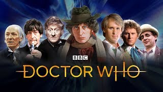 FULL Classic Doctor Who Episodes on Twitch! | Doctor Who