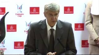 Arsene Wenger to remain