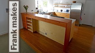 Kitchen Remodel: Part 15: Breakfast Bar – Part C