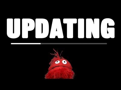Everything Needs an Update!