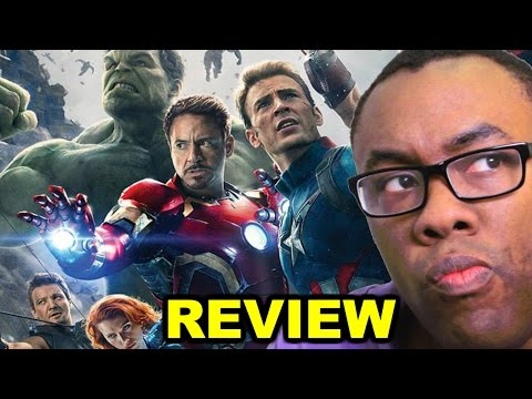 AVENGERS Age of Ultron Review (NO SPOILERS) : Black Nerd