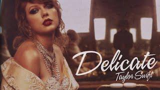 Download Lagu Taylor Swift - Delicate (Official Karaoke Version) Gratis STAFABAND