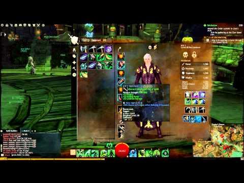 Guild Wars  Guardian Tank Build Dungeon