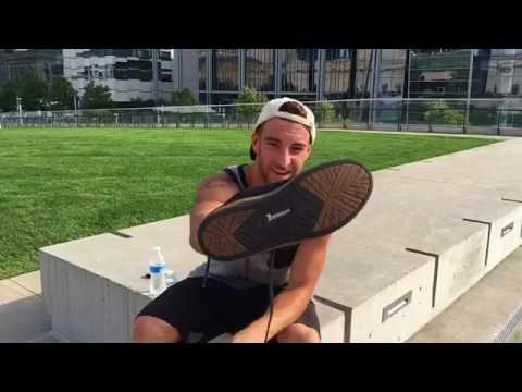 Cory Mansour: Michelin Marana Wear Test