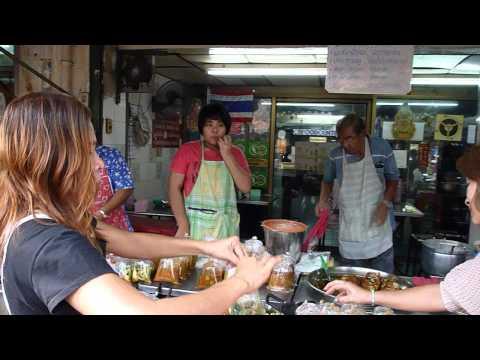 Bangkok Thailand Market