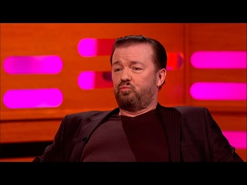 Ricky Gervais on the return of David Brent - The Graham Norton Show: Series 19 - BBC One
