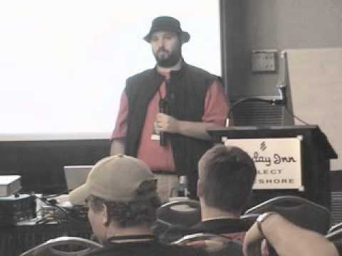 Speaker: Jeff Goeke-Smith aka Amishone Amateur radio is a wide field full of ...