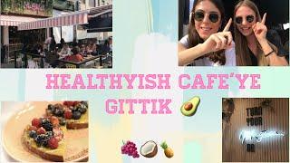 ŞEYMA SUBAŞI'NIN CAFESİNE GİTTİK! 🥑 | VLOG
