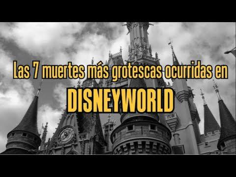 Las 7 muertes más grotescas en Disneyworld