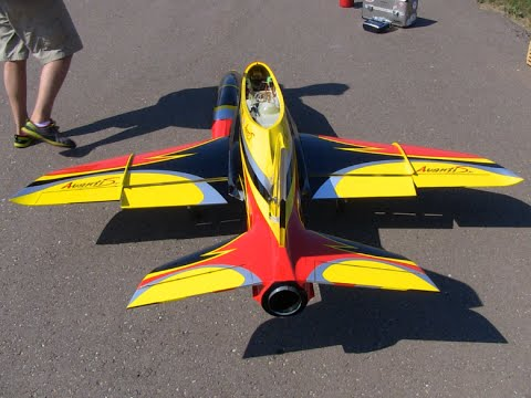 Jets Over Tofield 2014 - Sebart Avanti S Sport Jet Part II - HD 1/4