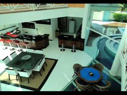 Casa RIVIERA DE SÃO LOURENÇO 5 dorms 4 suítes 5 vagas 490m2 - Mobiliado!