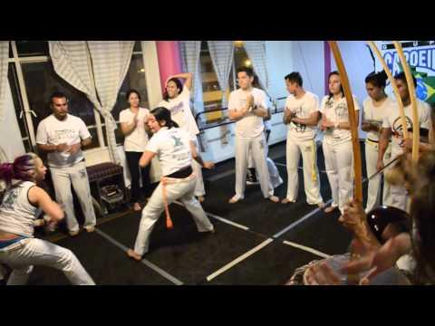 Roda Capoeira Brasil VS Capoeira Luanda