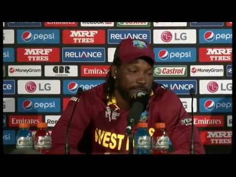 Live Post Match Press Conference, West Indies v Zimbabwe, Canberra