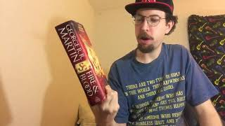"George R.R. Martin's ""FIRE and BLOOD"" Review"