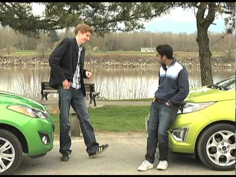 Ford Fiesta vs Mazda2