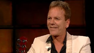 Kiefer Sutherland met Shane McGowan  | The Late Late Show | RTÉ One