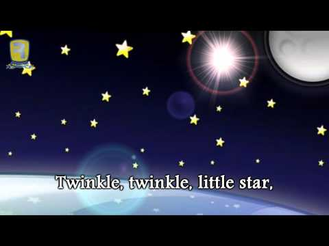 Twinkle Twinkle Little Star - Poem By Rehan School video