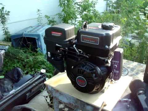 Harbor Frieght Predator 13 hp engine
