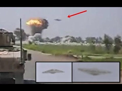 Hoax:Triangle UFO - US Drone Anti-Gravity Craft Attacks Taliban Camp - May 6, 2014 (Video)